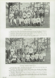 Page 62, 1944 Edition, Young High School - Record Yearbook (Knoxville, TN) online yearbook collection