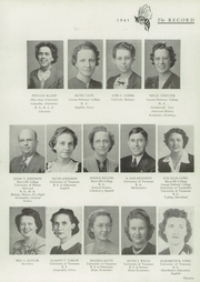 Page 17, 1945 Edition, Young High School - Record Yearbook (Knoxville, TN) online yearbook collection