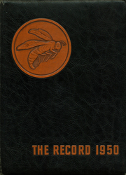 1950 Edition, Young High School - Record Yearbook (Knoxville, TN)