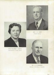 Page 11, 1950 Edition, Young High School - Record Yearbook (Knoxville, TN) online yearbook collection