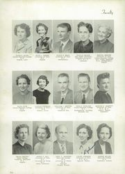 Page 14, 1950 Edition, Young High School - Record Yearbook (Knoxville, TN) online yearbook collection