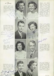 Page 37, 1950 Edition, Young High School - Record Yearbook (Knoxville, TN) online yearbook collection