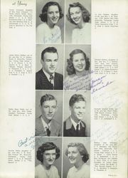 Page 39, 1950 Edition, Young High School - Record Yearbook (Knoxville, TN) online yearbook collection