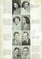 Page 40, 1950 Edition, Young High School - Record Yearbook (Knoxville, TN) online yearbook collection