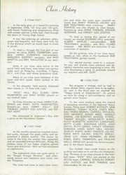 Page 41, 1950 Edition, Young High School - Record Yearbook (Knoxville, TN) online yearbook collection