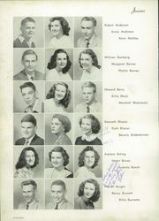 Page 46, 1950 Edition, Young High School - Record Yearbook (Knoxville, TN) online yearbook collection