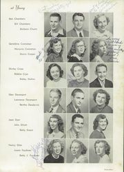 Page 47, 1950 Edition, Young High School - Record Yearbook (Knoxville, TN) online yearbook collection