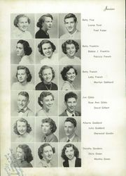 Page 48, 1950 Edition, Young High School - Record Yearbook (Knoxville, TN) online yearbook collection