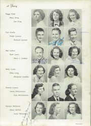 Page 51, 1950 Edition, Young High School - Record Yearbook (Knoxville, TN) online yearbook collection