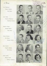 Page 53, 1950 Edition, Young High School - Record Yearbook (Knoxville, TN) online yearbook collection