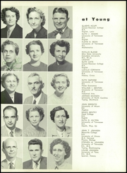 Page 15, 1954 Edition, Young High School - Record Yearbook (Knoxville, TN) online yearbook collection