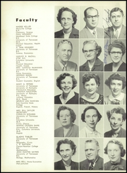 Page 16, 1954 Edition, Young High School - Record Yearbook (Knoxville, TN) online yearbook collection