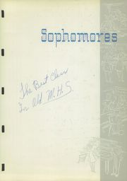 Page 41, 1950 Edition, Madisonville High School - Tornado Yearbook (Madisonville, TN) online yearbook collection