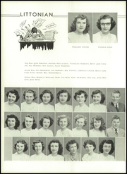 Page 16, 1950 Edition, Litton High School - Littonian Yearbook (Nashville, TN) online yearbook collection