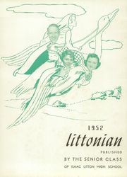 Page 5, 1952 Edition, Litton High School - Littonian Yearbook (Nashville, TN) online yearbook collection