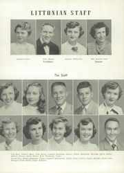 Page 7, 1952 Edition, Litton High School - Littonian Yearbook (Nashville, TN) online yearbook collection