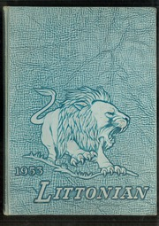 1953 Edition, Litton High School - Littonian Yearbook (Nashville, TN)