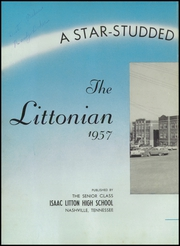 Page 6, 1957 Edition, Litton High School - Littonian Yearbook (Nashville, TN) online yearbook collection