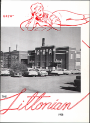 Page 7, 1958 Edition, Litton High School - Littonian Yearbook (Nashville, TN) online yearbook collection