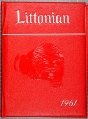 1961 Edition, Litton High School - Littonian Yearbook (Nashville, TN)