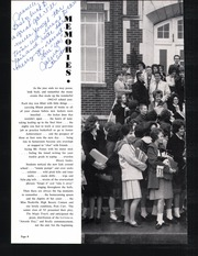 Page 12, 1963 Edition, Litton High School - Littonian Yearbook (Nashville, TN) online yearbook collection