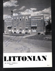 Page 7, 1963 Edition, Litton High School - Littonian Yearbook (Nashville, TN) online yearbook collection