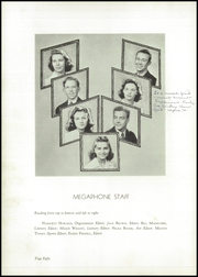 Page 12, 1941 Edition, Central High School - Megaphone Yearbook (Nashville, TN) online yearbook collection