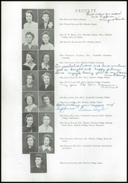 Page 10, 1944 Edition, Central High School - Megaphone Yearbook (Nashville, TN) online yearbook collection
