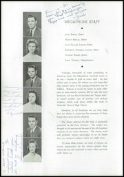 Page 12, 1944 Edition, Central High School - Megaphone Yearbook (Nashville, TN) online yearbook collection