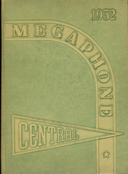 Page 1, 1952 Edition, Central High School - Megaphone Yearbook (Nashville, TN) online yearbook collection