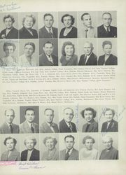 Page 11, 1952 Edition, Central High School - Megaphone Yearbook (Nashville, TN) online yearbook collection