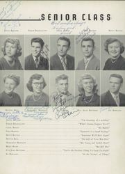 Page 15, 1952 Edition, Central High School - Megaphone Yearbook (Nashville, TN) online yearbook collection