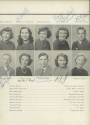 Page 16, 1952 Edition, Central High School - Megaphone Yearbook (Nashville, TN) online yearbook collection