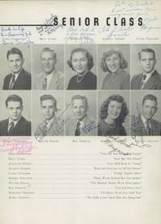 Page 17, 1952 Edition, Central High School - Megaphone Yearbook (Nashville, TN) online yearbook collection
