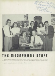 Page 9, 1952 Edition, Central High School - Megaphone Yearbook (Nashville, TN) online yearbook collection