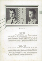 Page 36, 1933 Edition, Baylor High School - Klif Klan (Chattanooga, TN) online yearbook collection