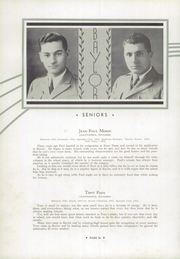 Page 40, 1933 Edition, Baylor High School - Klif Klan (Chattanooga, TN) online yearbook collection