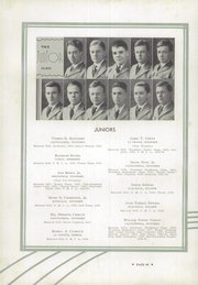 Page 48, 1933 Edition, Baylor High School - Klif Klan (Chattanooga, TN) online yearbook collection
