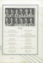 Page 51, 1933 Edition, Baylor High School - Klif Klan (Chattanooga, TN) online yearbook collection