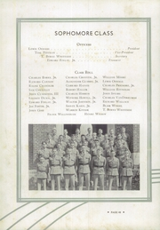 Page 52, 1933 Edition, Baylor High School - Klif Klan (Chattanooga, TN) online yearbook collection