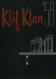 Page 1, 1958 Edition, Baylor High School - Klif Klan (Chattanooga, TN) online yearbook collection