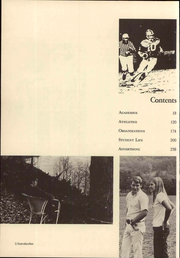 Page 8, 1972 Edition, Baylor High School - Klif Klan (Chattanooga, TN) online yearbook collection