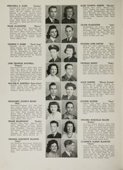 Page 10, 1942 Edition, Humes High School - Senior Herald Yearbook (Memphis, TN) online yearbook collection
