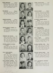 Page 11, 1942 Edition, Humes High School - Senior Herald Yearbook (Memphis, TN) online yearbook collection