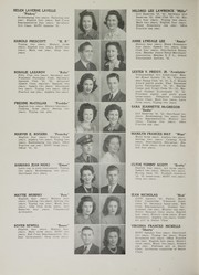 Page 16, 1942 Edition, Humes High School - Senior Herald Yearbook (Memphis, TN) online yearbook collection