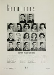 Page 9, 1942 Edition, Humes High School - Senior Herald Yearbook (Memphis, TN) online yearbook collection