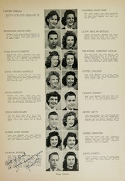 Page 13, 1944 Edition, Humes High School - Senior Herald Yearbook (Memphis, TN) online yearbook collection