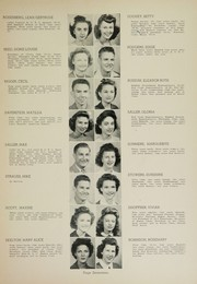 Page 19, 1944 Edition, Humes High School - Senior Herald Yearbook (Memphis, TN) online yearbook collection