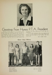 Page 23, 1944 Edition, Humes High School - Senior Herald Yearbook (Memphis, TN) online yearbook collection