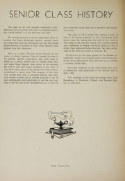 Page 24, 1944 Edition, Humes High School - Senior Herald Yearbook (Memphis, TN) online yearbook collection